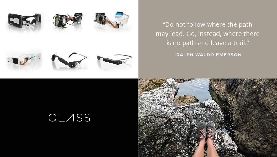 Google Glass history
