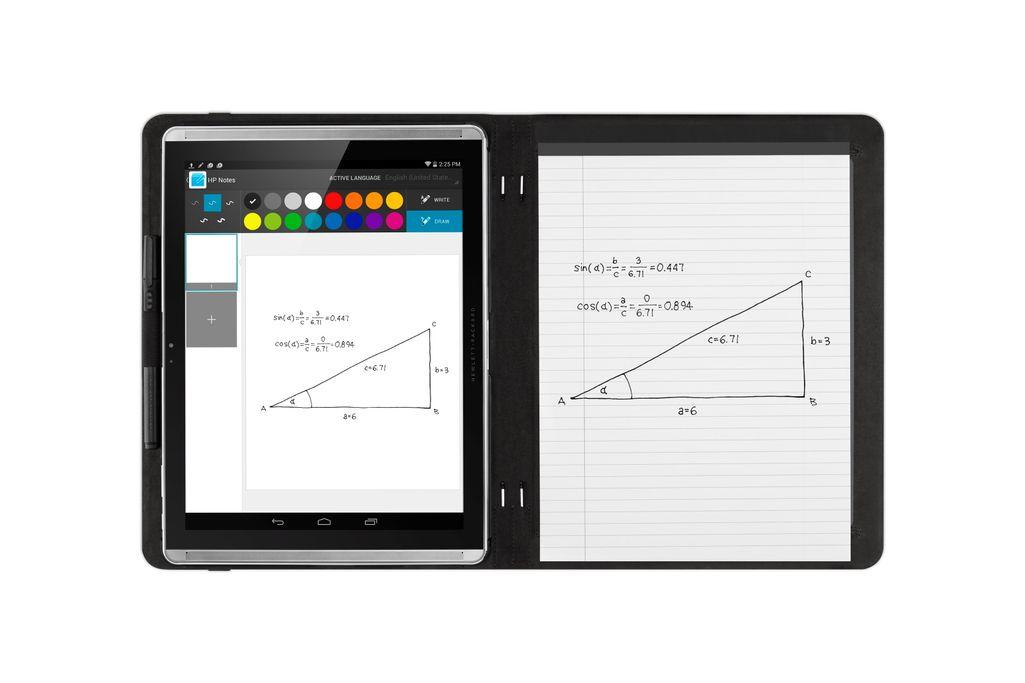 HP presenta tanti nuovi tablet per l'ufficio e per la scuola (foto)