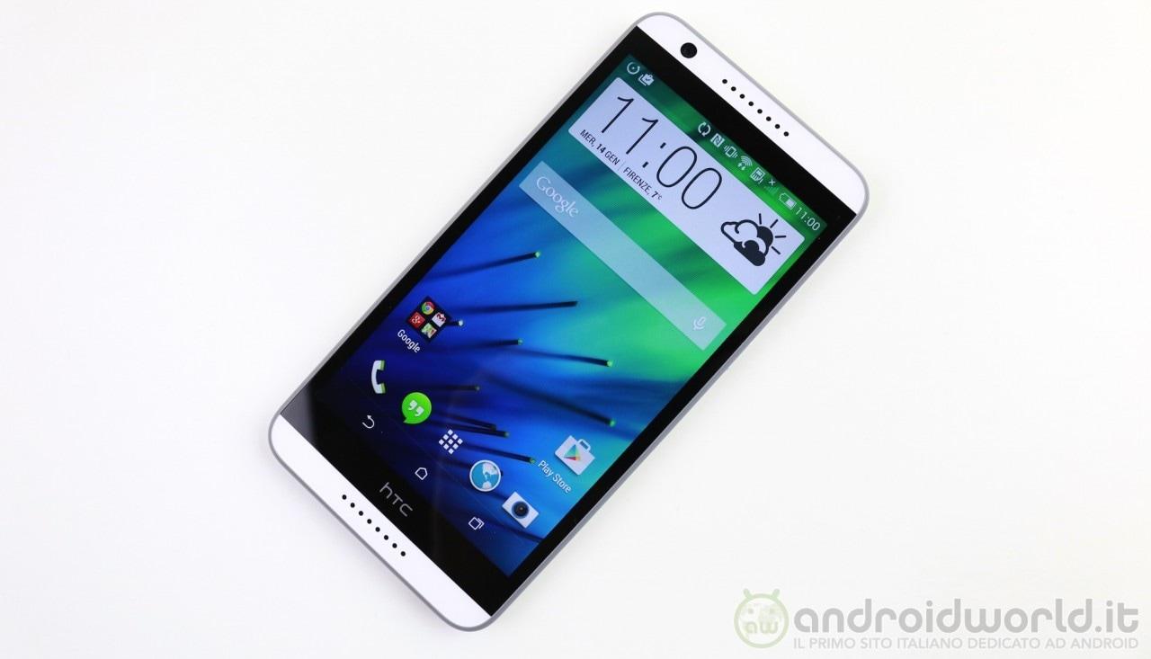 Come cambiare il font degli smartphone HTC con Sense 6 (guida)