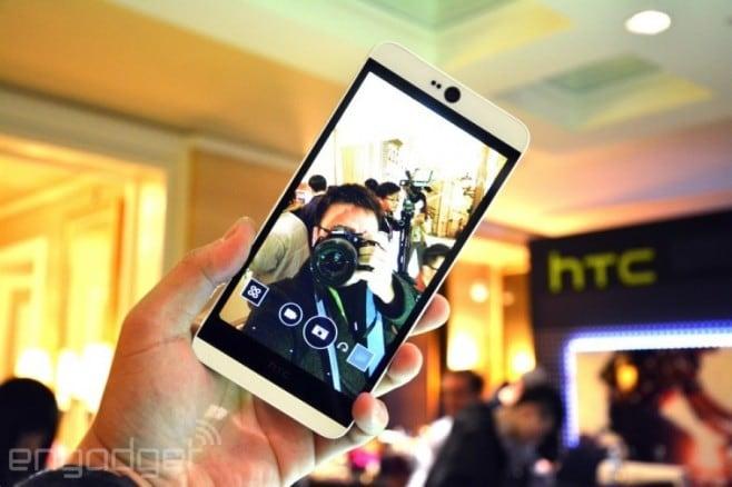 HTC Desire 826 hands-on - 1