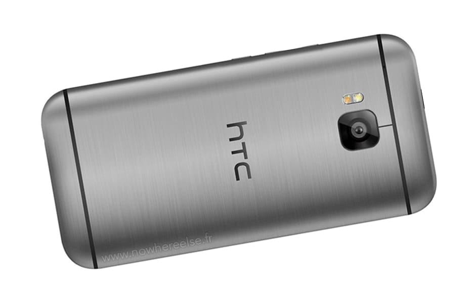 HTC One M9 Hima press render leaked
