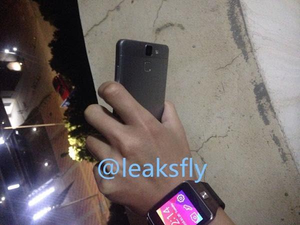 Huawei Mate 7 Leaked - 1