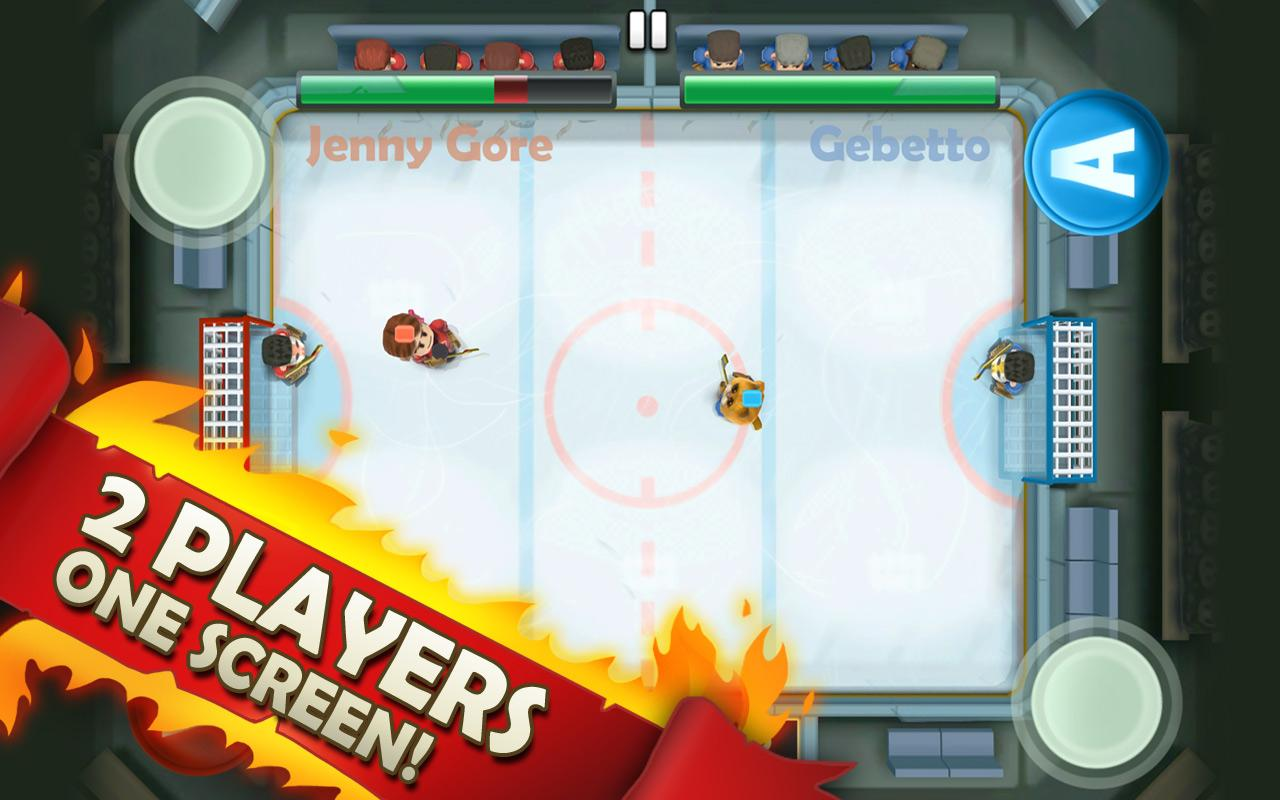 Ice Rage Hockey 1