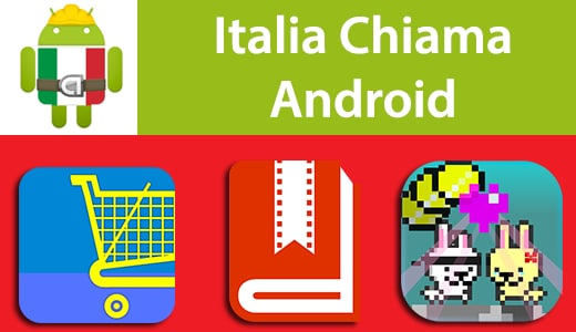 Italia Chiama Android: Shopping Cart, Ultimate Movie DB e 150 points to love