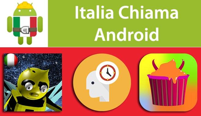 Italia Chiama Android: BEE ZOO, TimeReport, Vicious chain