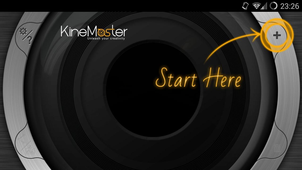 Un completo editor video per smartphone e tablet: KineMaster (foto e video)