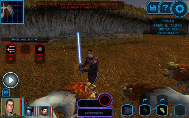 Knights of the Old Republic Android 1