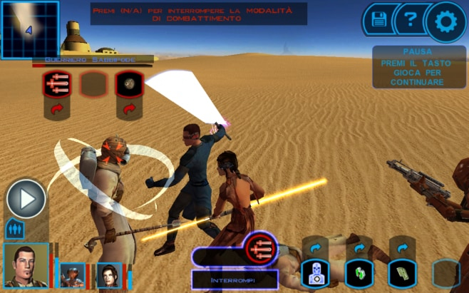 Knights of the Old Republic Android 2