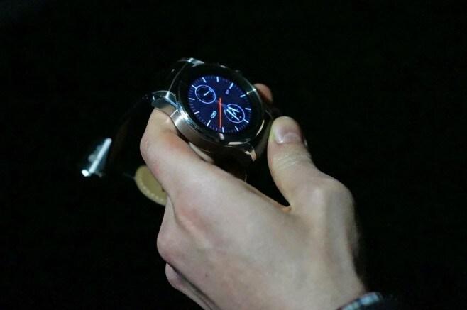 LG Smartwatch WebOS - 1
