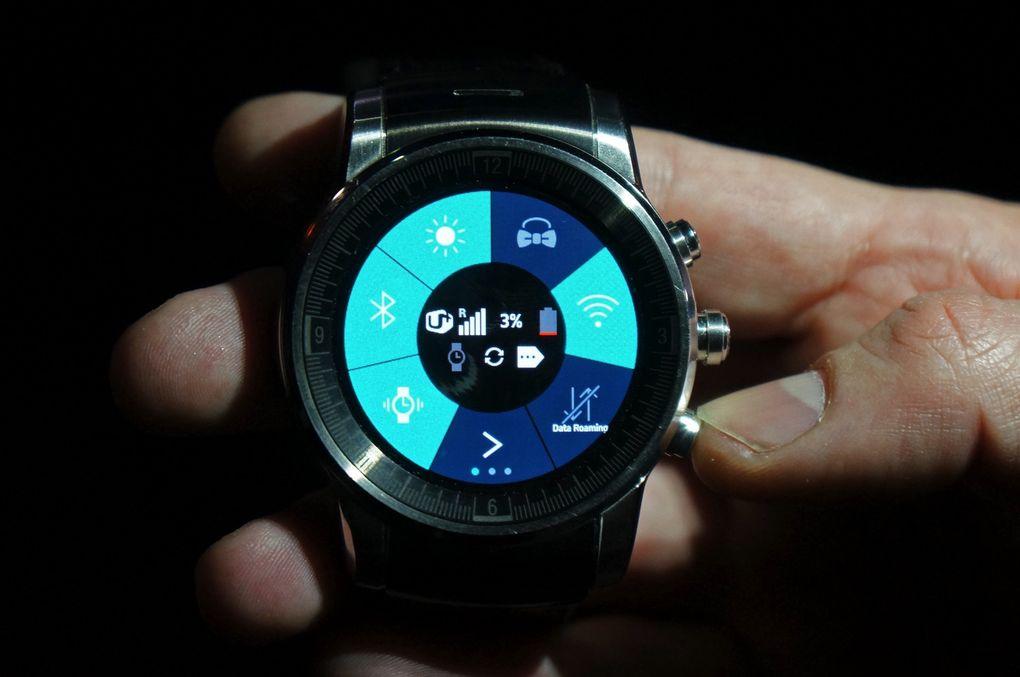 LG Smartwatch WebOS - 3