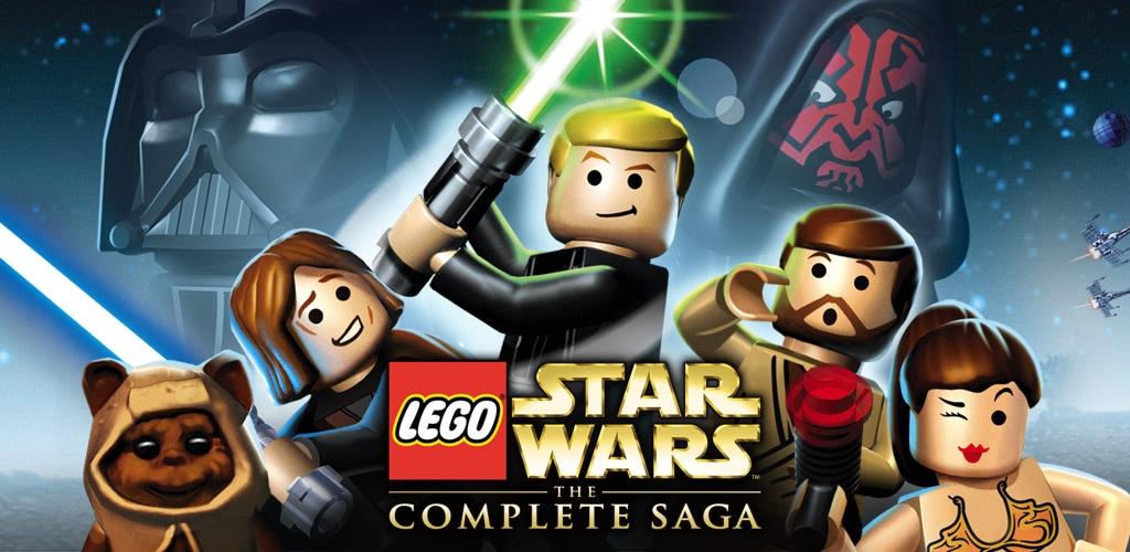 Lego Star Wars la saga completa