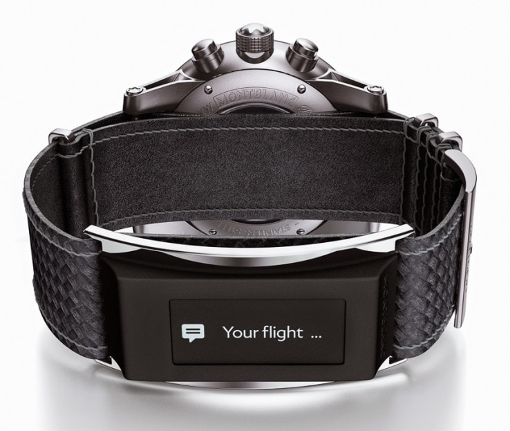 Montblanc smart watch - 1