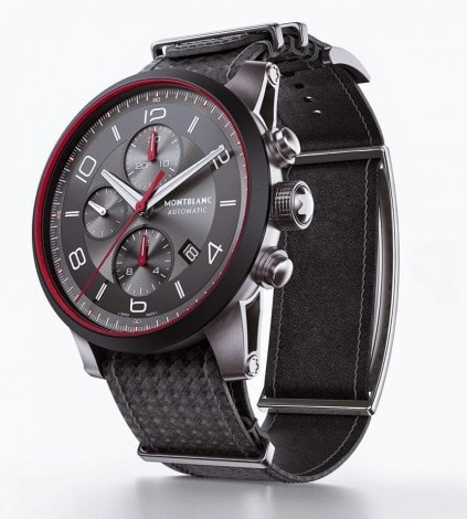 Montblanc smart watch - 2