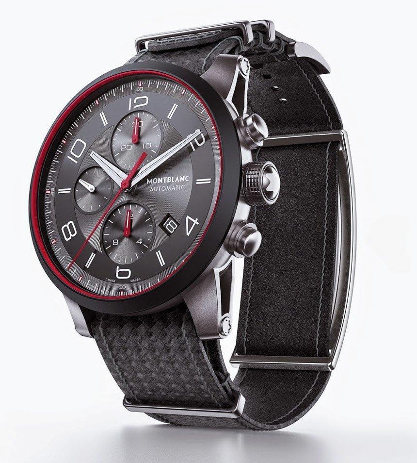 Montblanc smart watch – 2