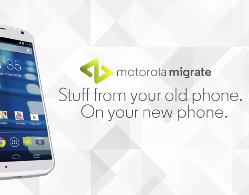 Motorola-Migrate