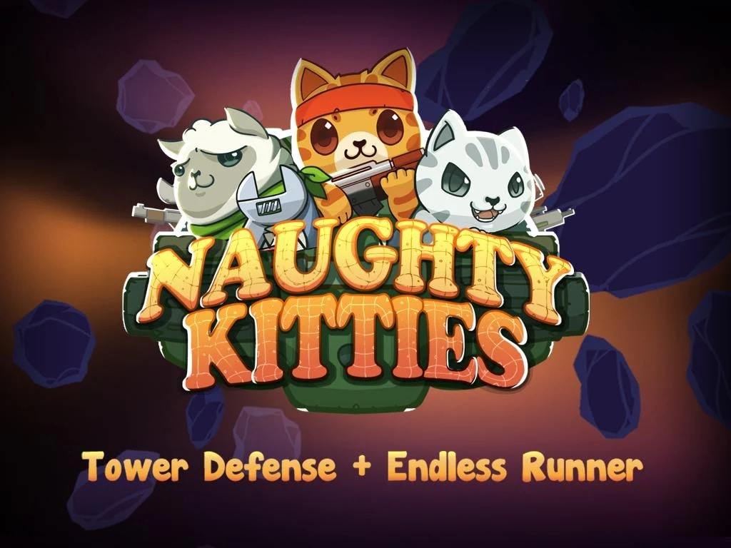 Naughty Kitties Copertina