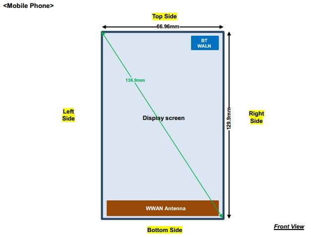 Un Nuovo Smartphone Motorola Passa Dall Fcc Sar 224 Moto E
