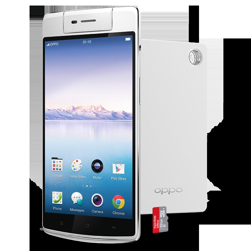 Oppo N3 con microSD
