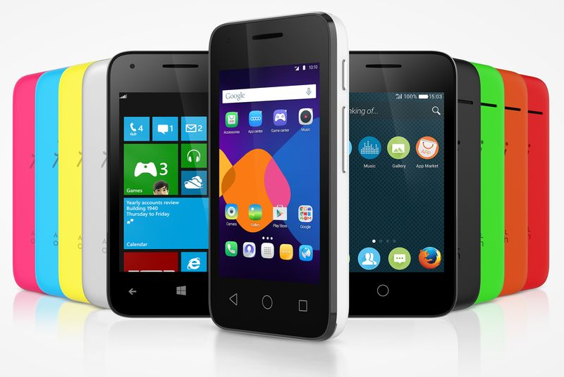 Alcatel One Touch Pixi 3 avrà Android (o Windows Phone, o Firefox OS)