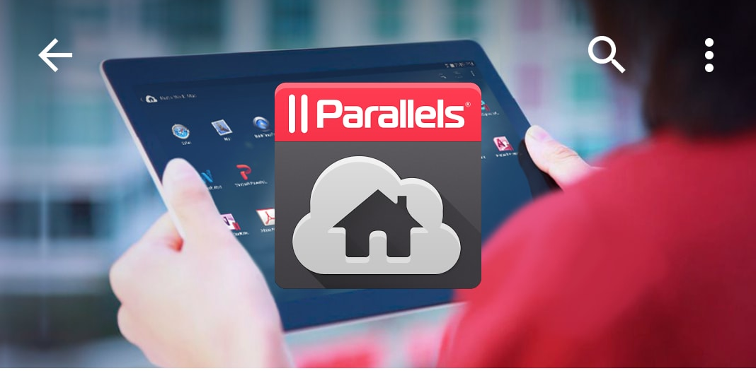 Parallels Access_accesso remoto al PC