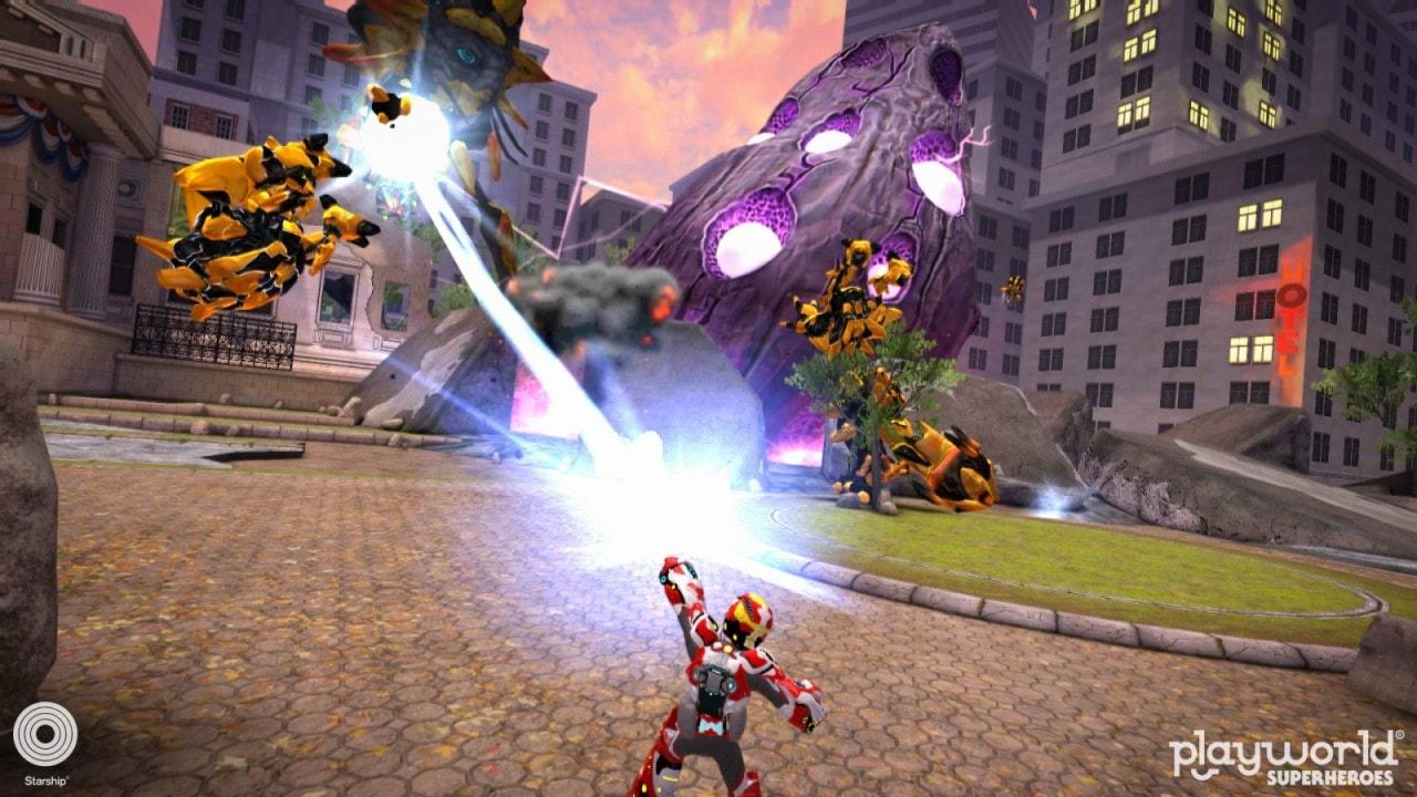 Playworld Superheroes - 6