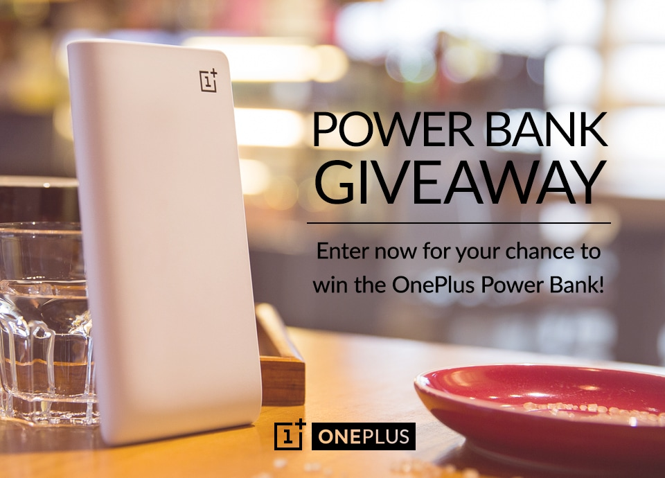 Power bank oneplus concorso