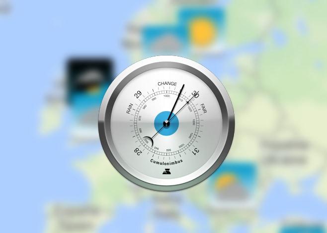 PressureNet_database pressione atmosferica