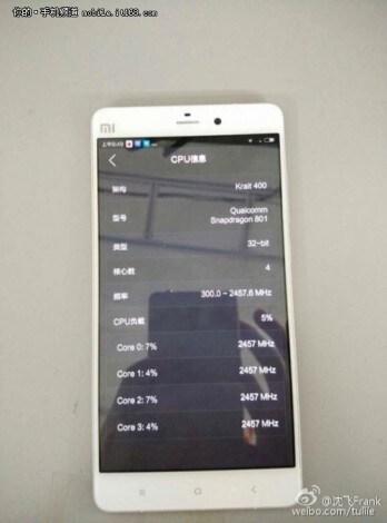 Presunto Xiaomi Mi5 - 1