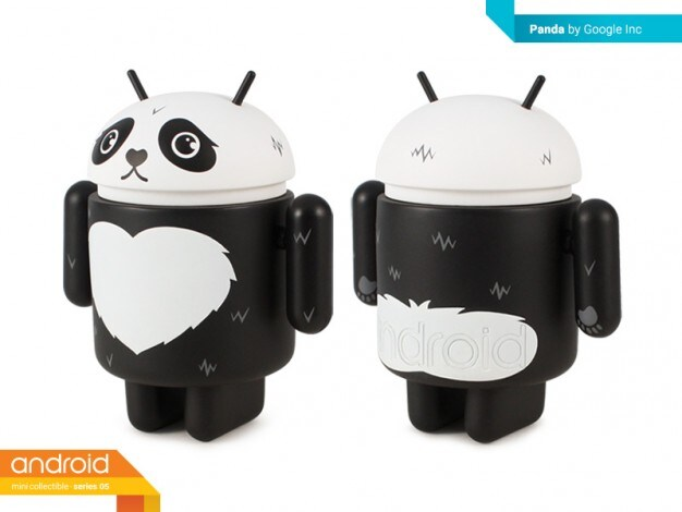 Preview series 5 android collectibles - 1