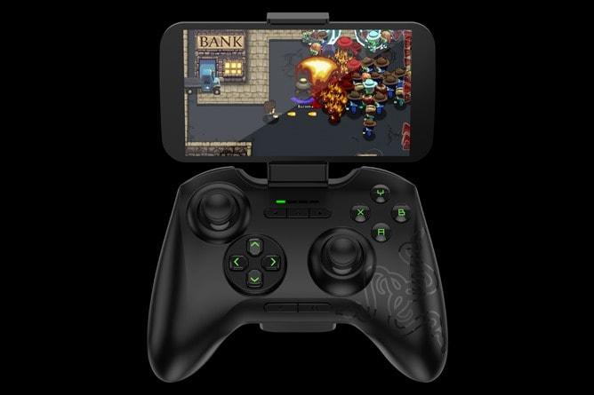 Serval: ecco il controller per smartphone e Android TV di Razer (foto)