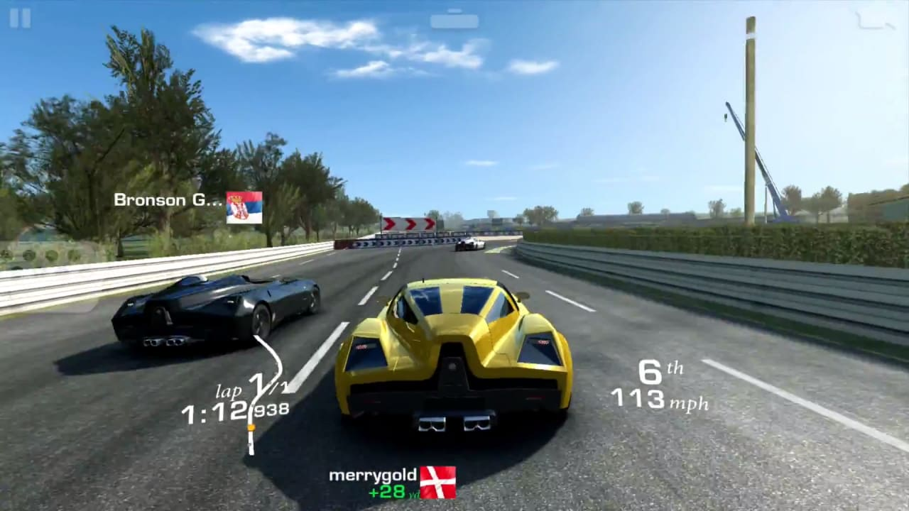 Real Racing 3 Codatronca