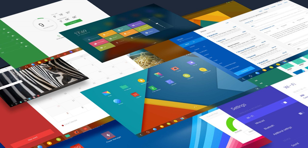 Risultati immagini per Installare Remix OS 2.0 su PC per fondere Windows e Android