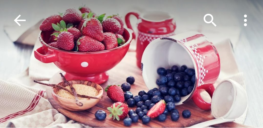 Ricette Salutari_app per ricette sane