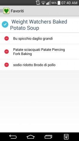 Ricette Salutari_app per ricette sane_9