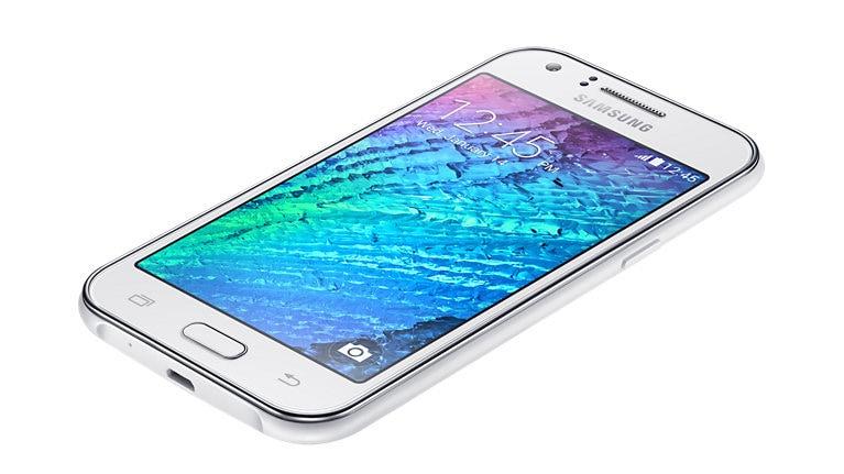 Samsung Galaxy J1 render ufficiale bianco - 5