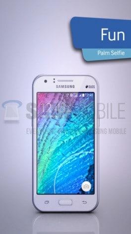 Samsung Galaxy J1 render watermak - 1