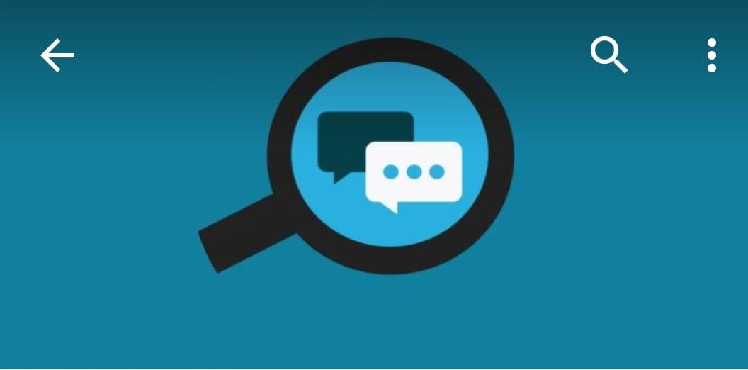 Cercare tra i messaggi e una galleria degli MMS, con l'app Search SMS (foto)