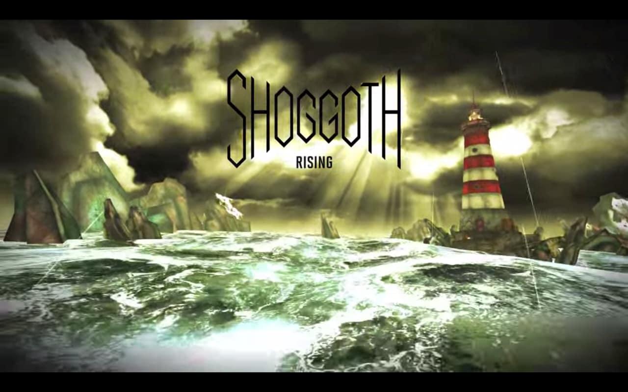 Shoggot Rising