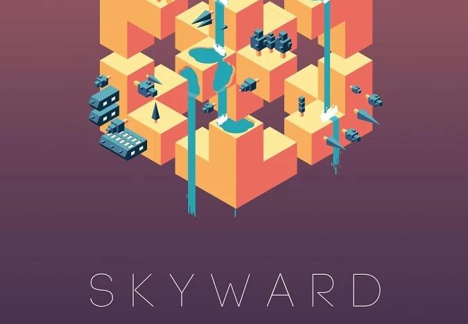 Skyward è un arcade completamente gratuito che ricorda davvero molto Monument Valley! (foto e video)