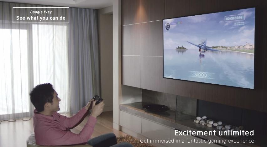 Sony ci ricorda quanto sia bello Android sulle sue TV (video)