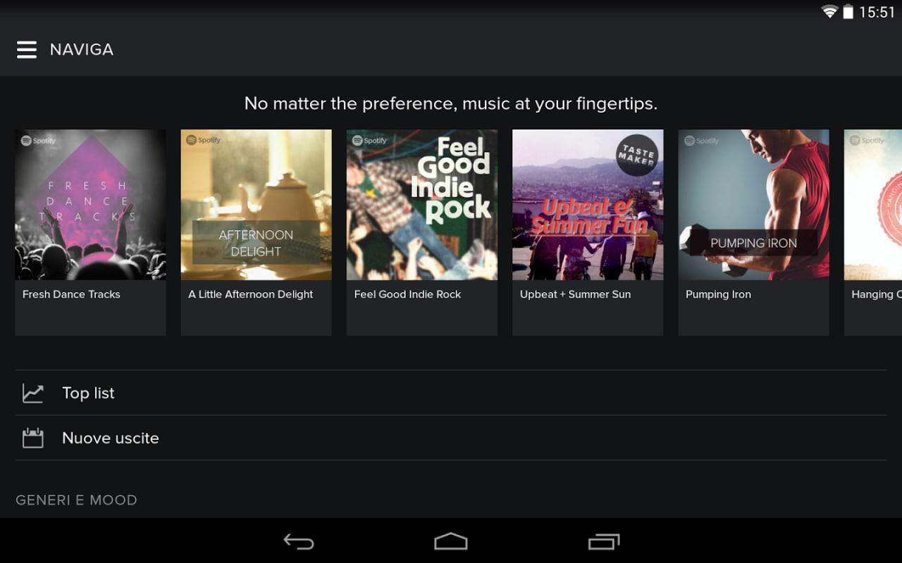 Le notifiche audio ora non interrompono più la musica di Spotify