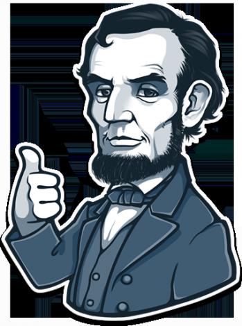 Sticker Telegram personaggi famosi - 1