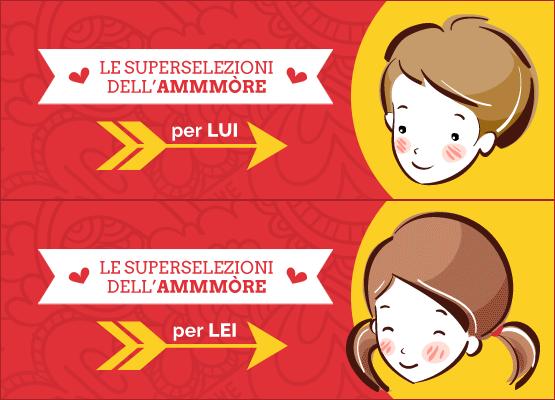 Gli Stockisti si prepara per S.Valentino: ecco le superselezioni dell'ammmòre!
