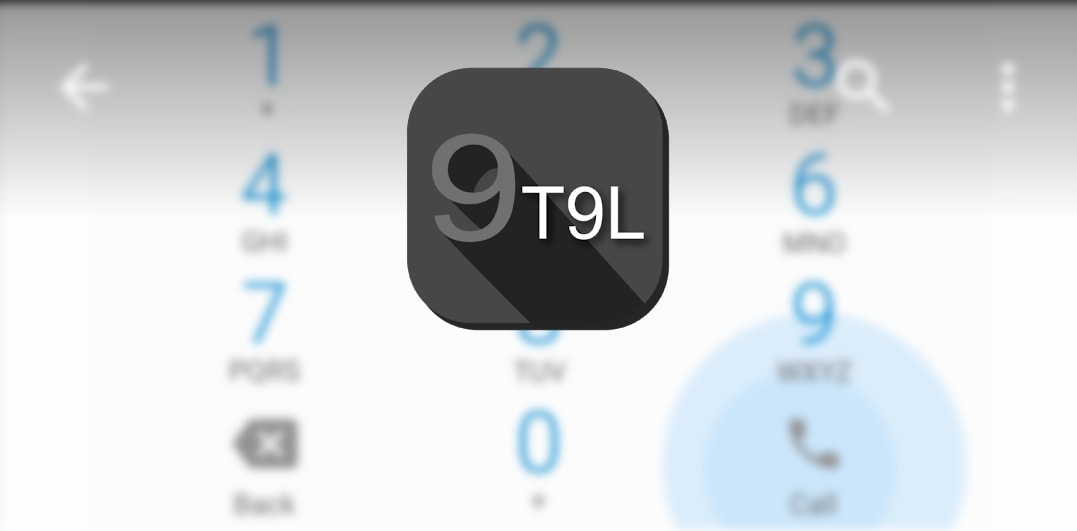 T9 Launcher: una home alternativa veloce, che sfrutta un