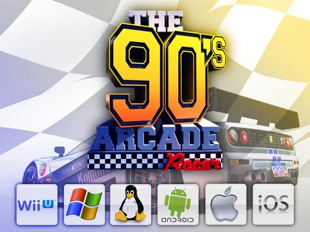 The 90's Arcade Racer vuole portare lo spirito arcade di Sega su Android (video)