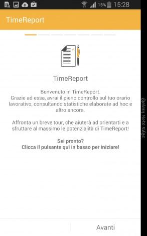 TimeReport - 1