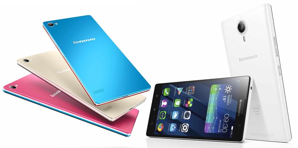 Lenovo presenta 2 smartphone (1 per l'Europa) e un flash per i selfie