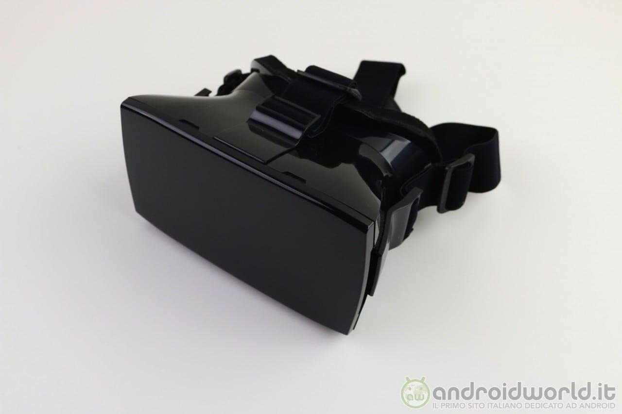 Visore VR 3D Gearbest 04