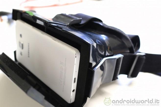 Visore VR 3D Gearbest 11
