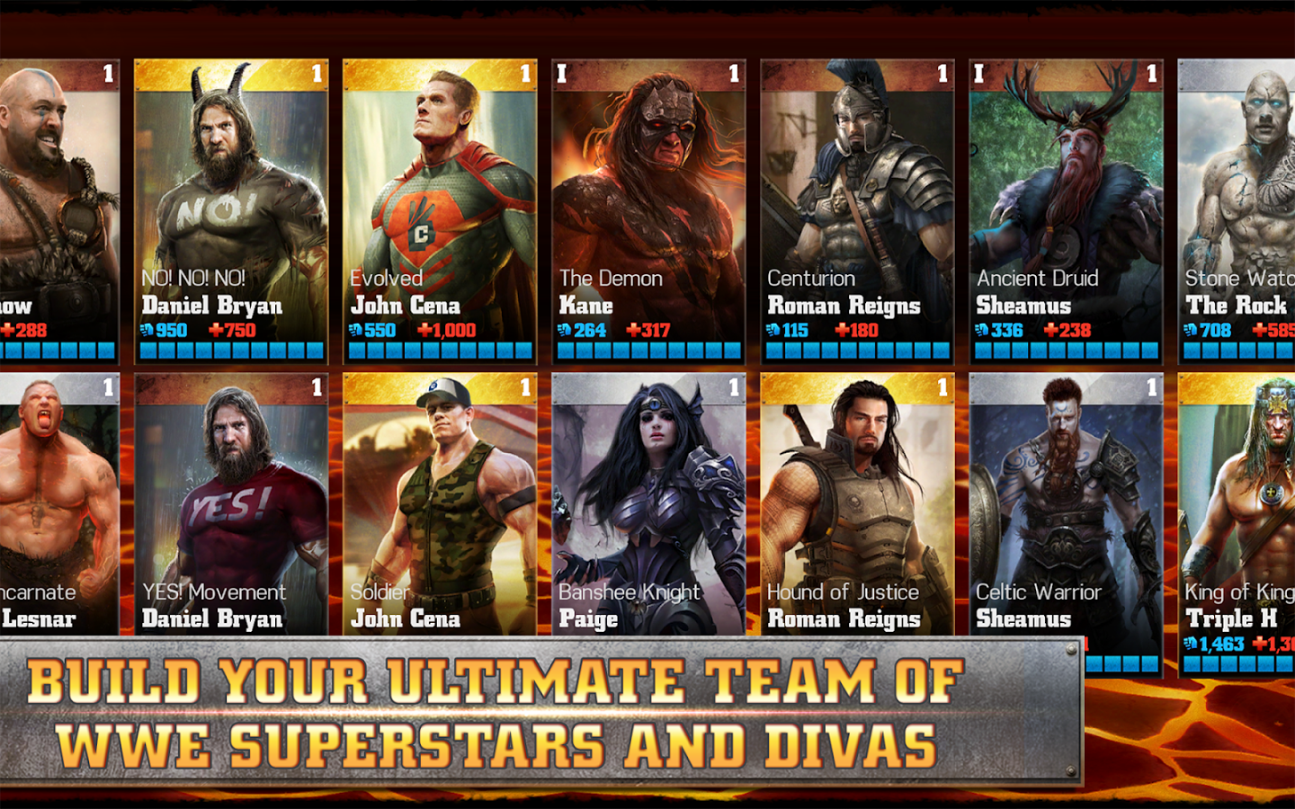 WWE Immortals Android – 1